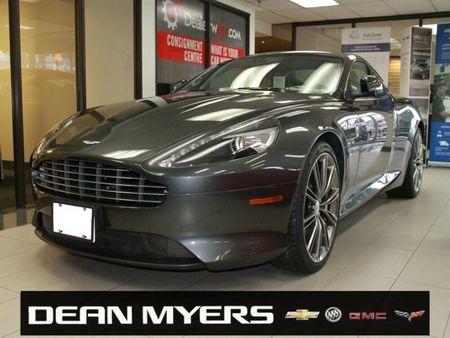 Aston Martin Vanquish d'occasion du maroc