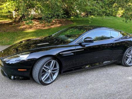 Aston Martin Virage d'occasion au maroc