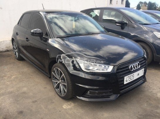 Audi A1 occasion au maroc
