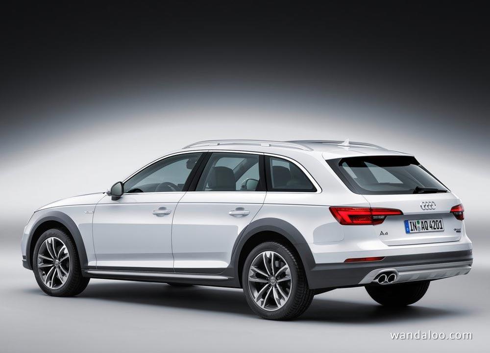 Audi A4 Allroad Quattro neuve maroc