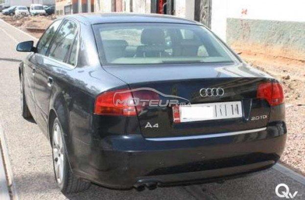 Audi A4 occasion au maroc
