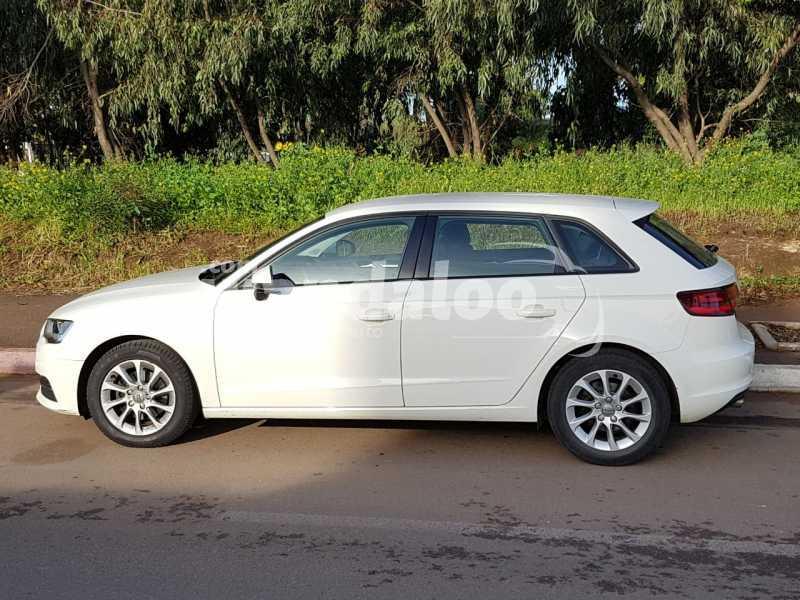 Audi S3 d'occasion au maroc