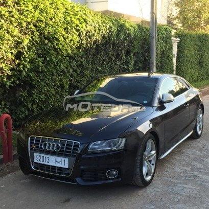 Audi S5 d'occasion au maroc