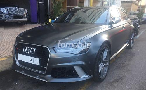Audi S6 d'occasion maroc