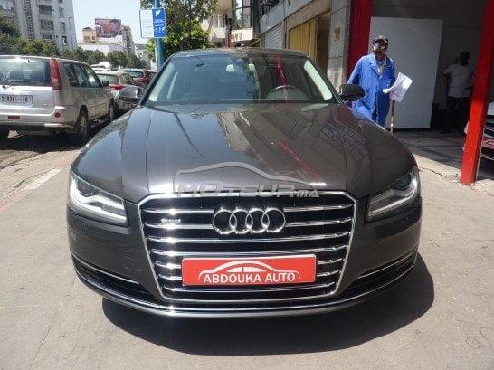 Audi S8 d'occasion au maroc