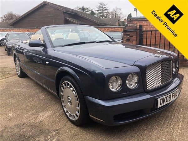 Bentley Azure d'occasion maroc