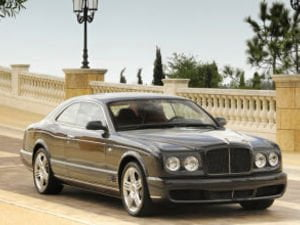 Bentley Brooklands d'occasion au maroc