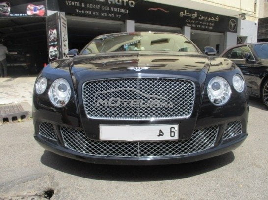 Bentley Continental Flying Spur d'occasion du maroc