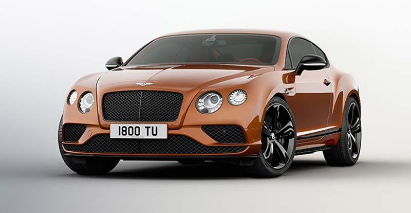 Bentley Continental Gtc neuve maroc