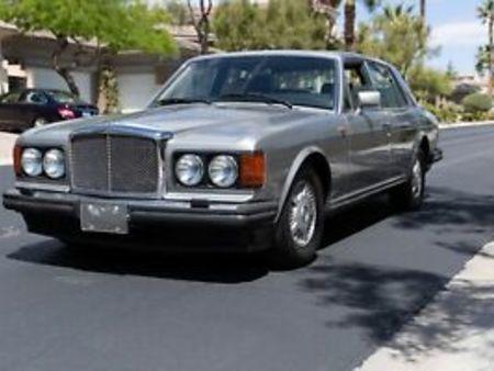 Bentley Eight occasion au maroc