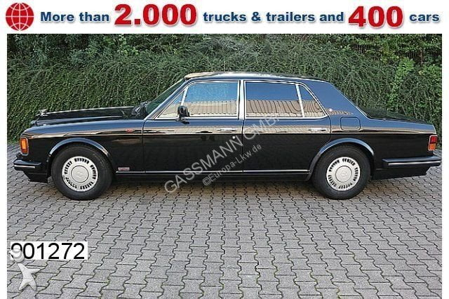 Bentley Turbo R neuve du maroc