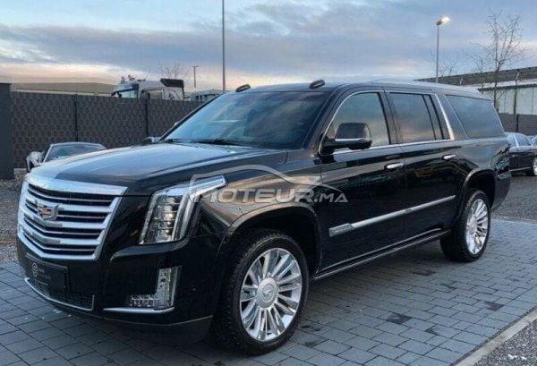 Cadillac Escalade neuve au maroc