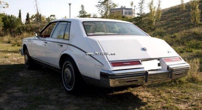 Cadillac Seville neuve du maroc