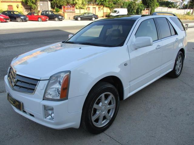 Cadillac Srx d'occasion au maroc