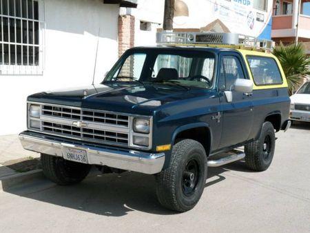 Chevrolet Blazer occasion du maroc