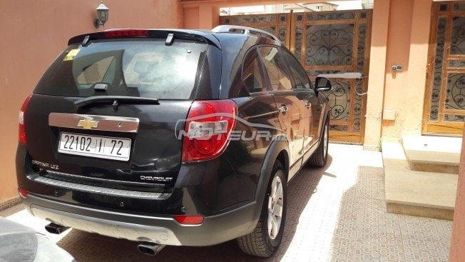 Chevrolet Captiva occasion au maroc