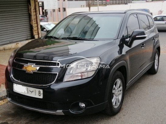 Chevrolet Orlando occasion au maroc