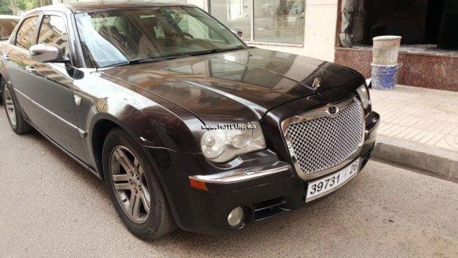 Chrysler 300c neuve du maroc