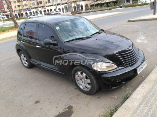 Chrysler Pt Cruiser d'occasion au maroc