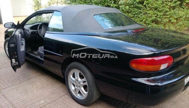 Chrysler Stratus d'occasion maroc