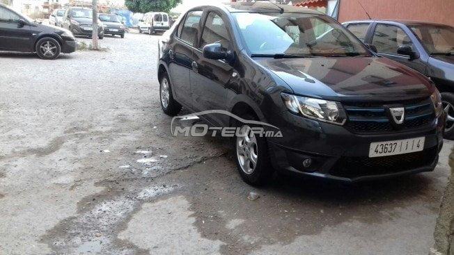Dacia Logan occasion maroc