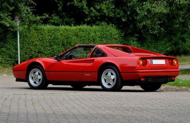Ferrari 328 neuve au maroc
