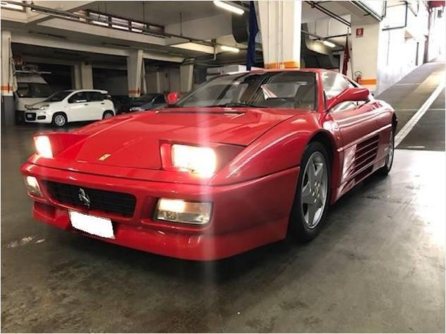 Ferrari 348 d'occasion maroc