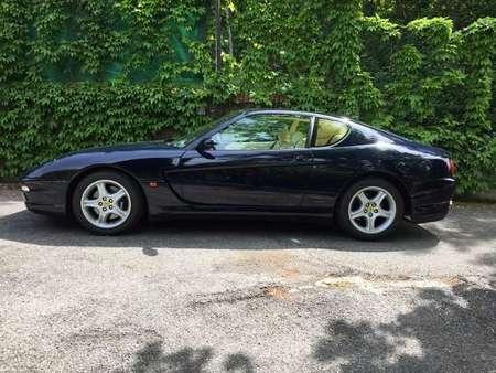 Ferrari 456 d'occasion maroc