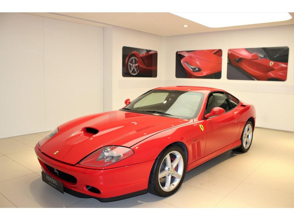 Ferrari 575m Maranello neuve maroc