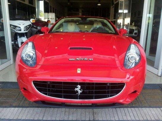 Ferrari California neuve maroc