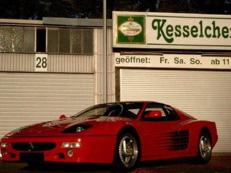 Ferrari F512 M d'occasion au maroc