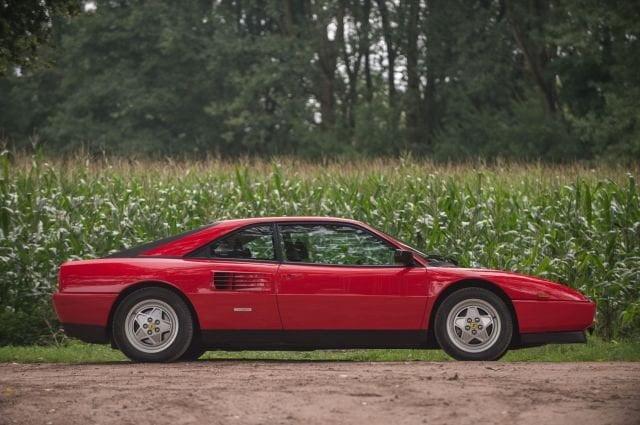 Ferrari Mondial neuve du maroc