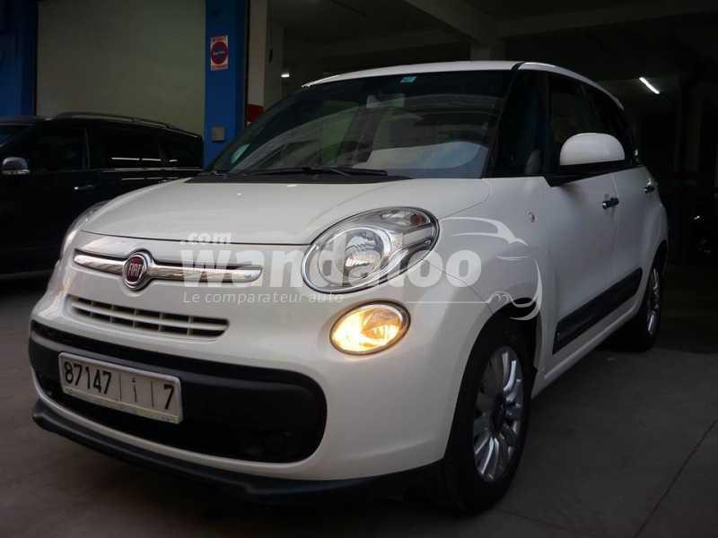 Fiat 500l occasion maroc
