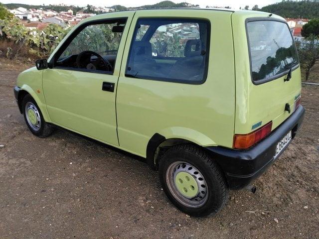 Fiat Cinquecento occasion maroc
