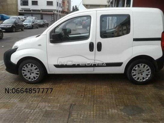 Fiat Fiorino d'occasion du maroc