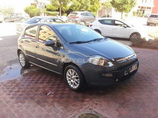 Fiat Punto Evo occasion du maroc