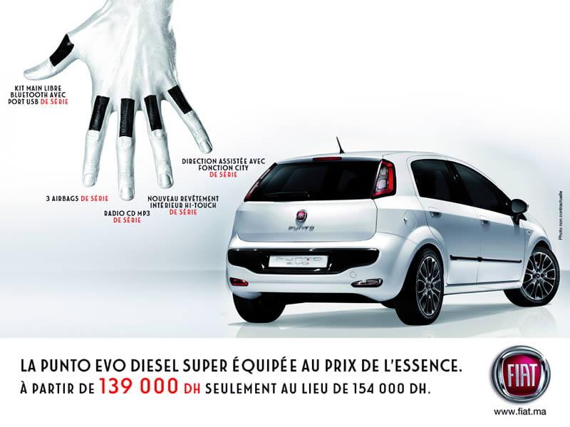Fiat Uno neuve maroc
