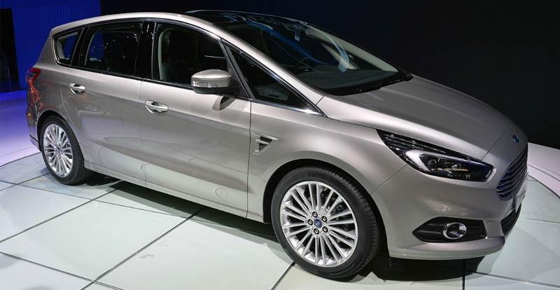 Ford Galaxy neuve maroc