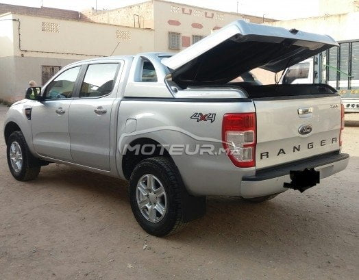 Ford Ranger d'occasion maroc