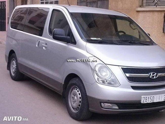 Hyundai H1 neuve du maroc