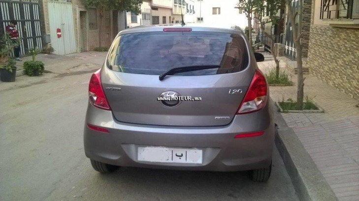 Hyundai I20 occasion au maroc