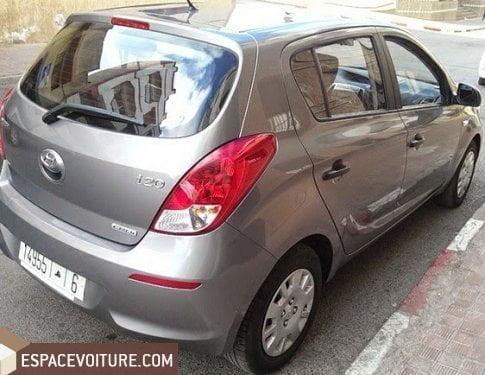 Hyundai Ix20 d'occasion du maroc