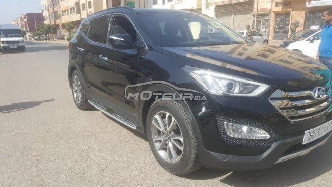 Hyundai Santa Fe occasion au maroc