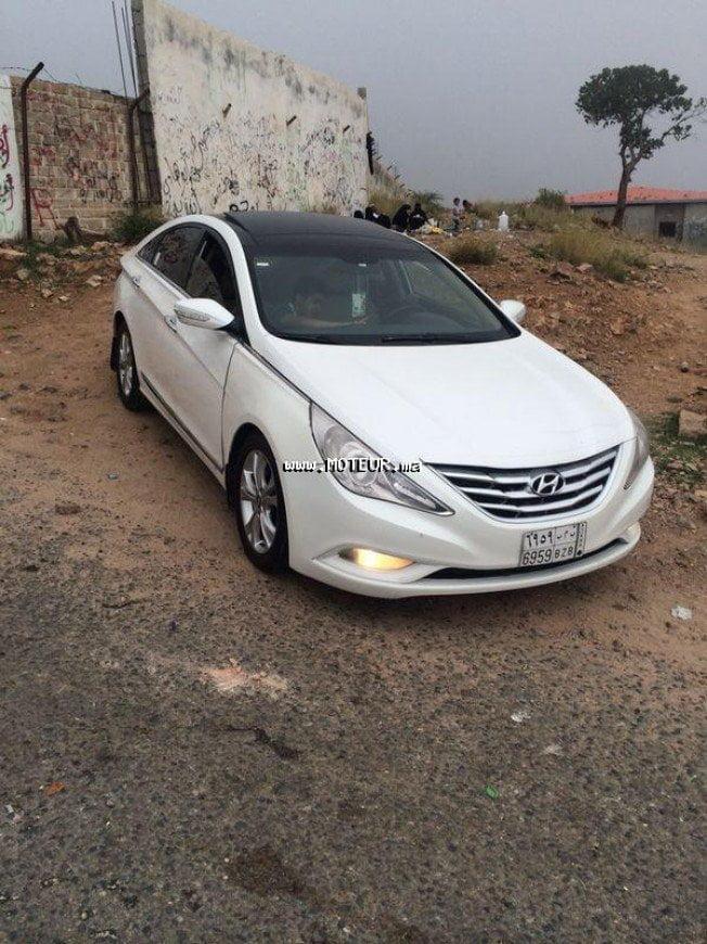 Hyundai Sonata d'occasion du maroc