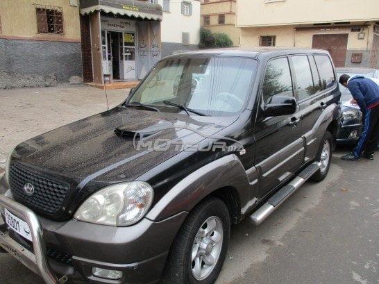 Hyundai Terracan neuve maroc