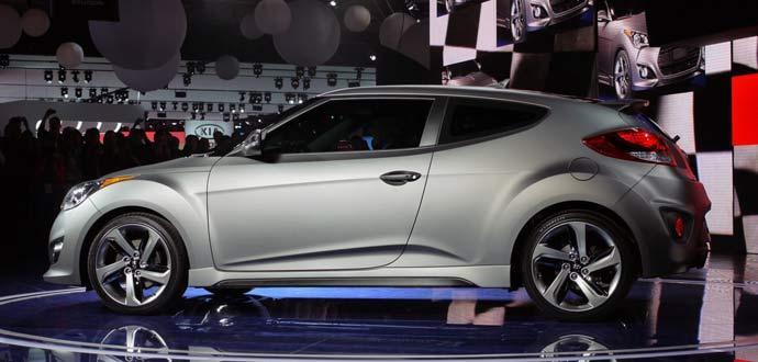 Hyundai Veloster d'occasion au maroc