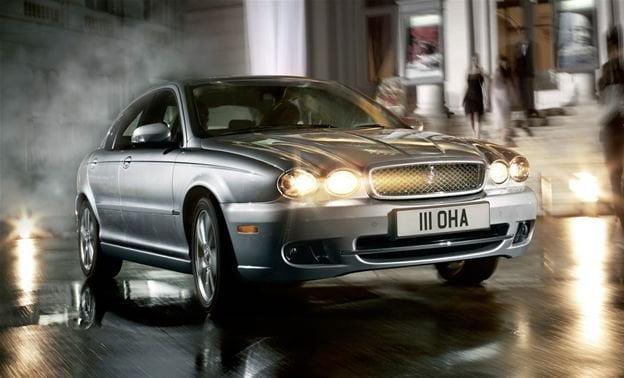 Jaguar Xtype neuve au maroc