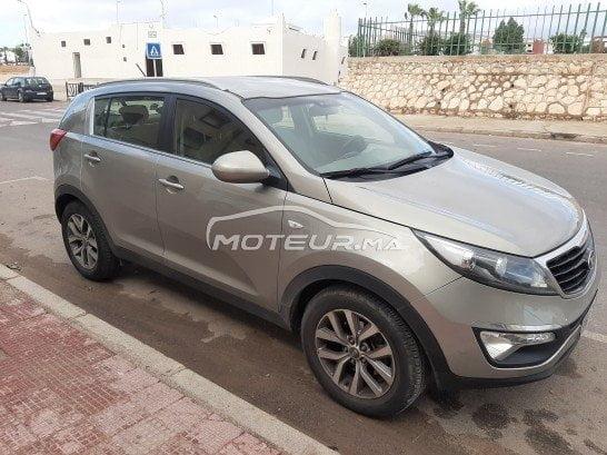 Kia Sportage d'occasion au maroc