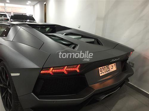 Lamborghini Aventador occasion du maroc
