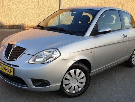 Lancia Ypsilon Elefantino d'occasion du maroc